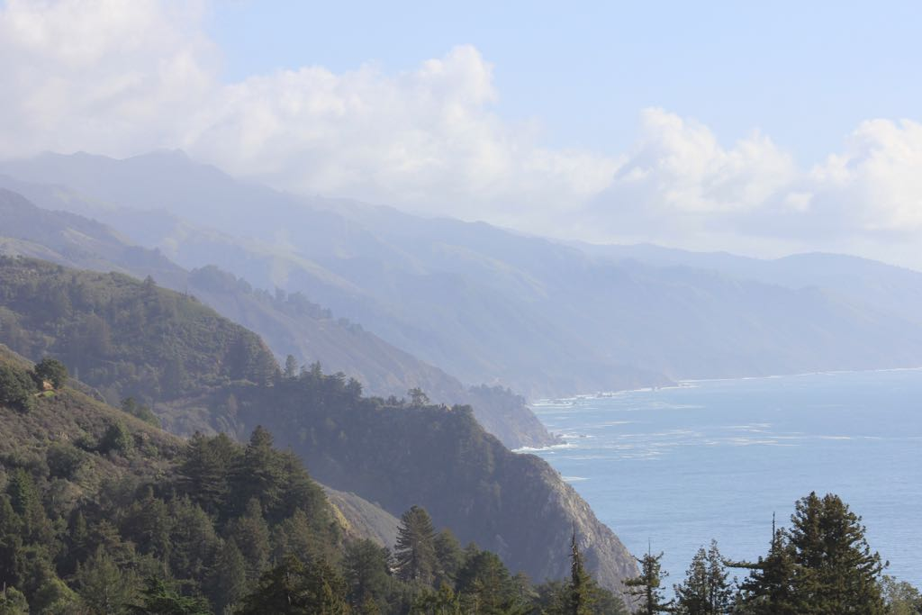 Big Sur and Cannery Row