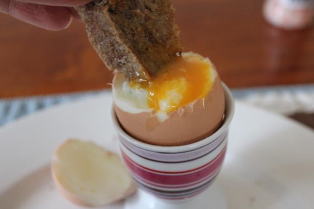 Eggs three ways