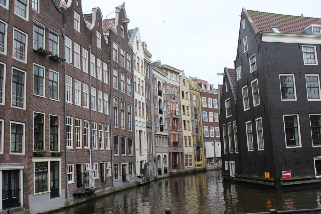 Ode to Amsterdam