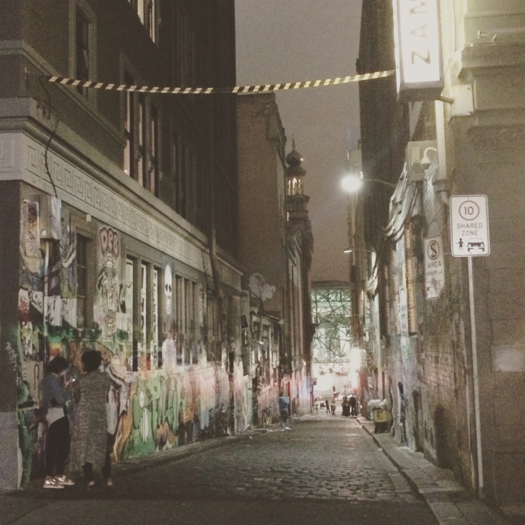 A weekend in Melbourne